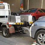 KIA, TAIL LIFT, UNDERGROUND / BASEMENT PARKING AND RECOVERY