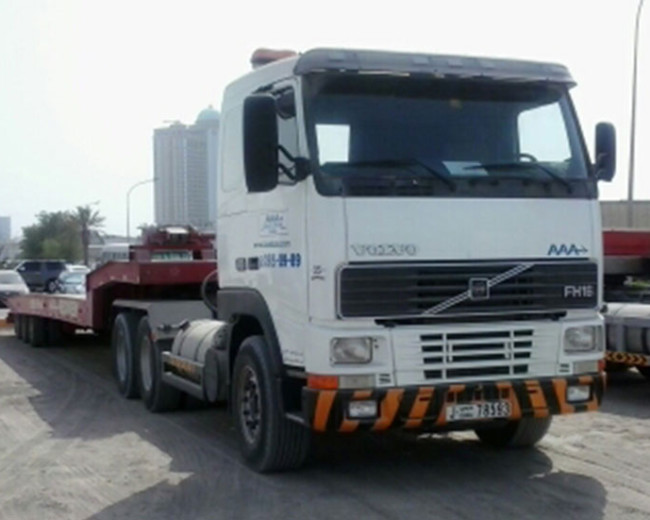 Volvo FH 16 6×4 Tractor