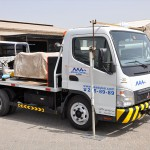 MITSUBISHI CANTER, TAIL LIFT, GENERAL CAR RECOVERY