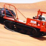CRAWLER, HITACHI, DESERT RECOVERY AND FILM SHOOTS