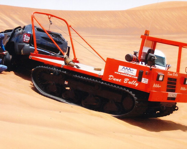 Hitachi Crawler