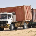 MERCEDES, 1628, 4X4 DESERT TRUCK, CARGO BODY AND 10 TON WINCH FRONT OR REAR C.T.I.S (FOR TYRE INFLATION)