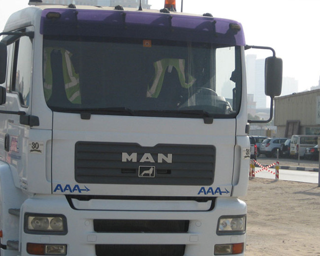 Man 4×2 Tractor
