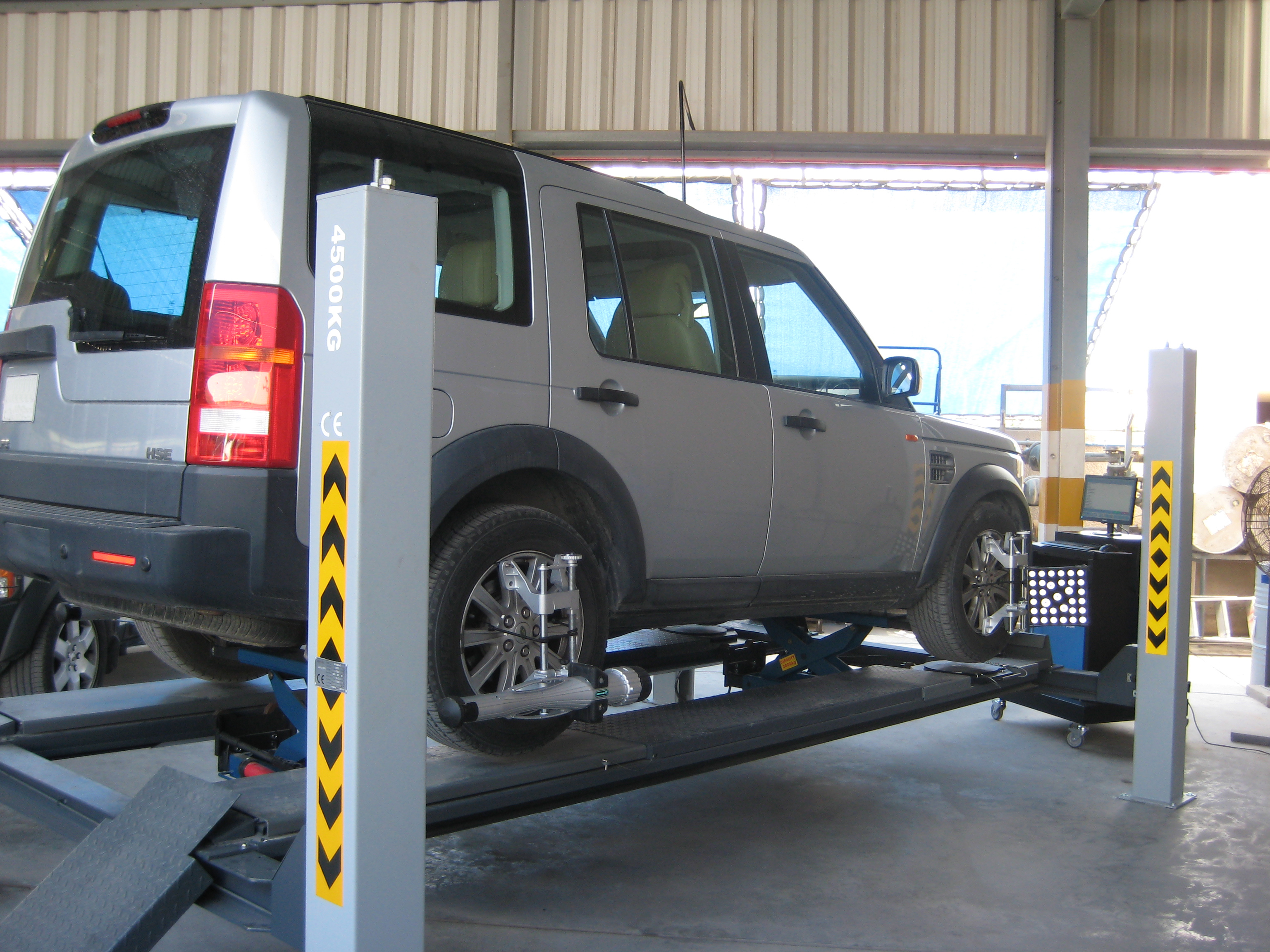 Land Rover Range Rover RepairsServicing AAA Service Center - Range rover repair shop