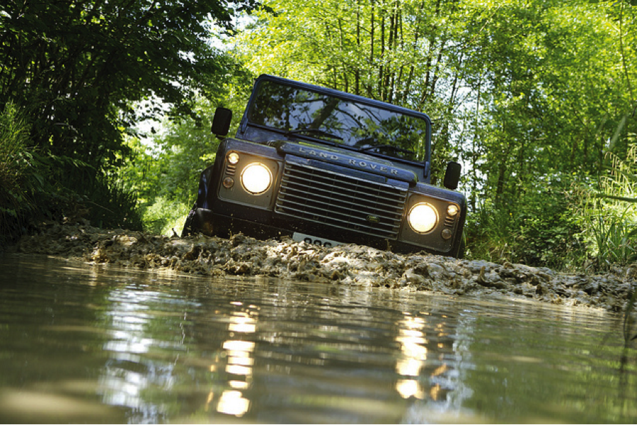 Buying and Maintaining a Land Rover Defender