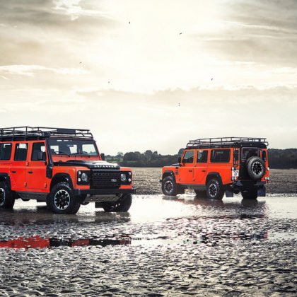 Iconic 4×4 cars: The Land Rover Defender