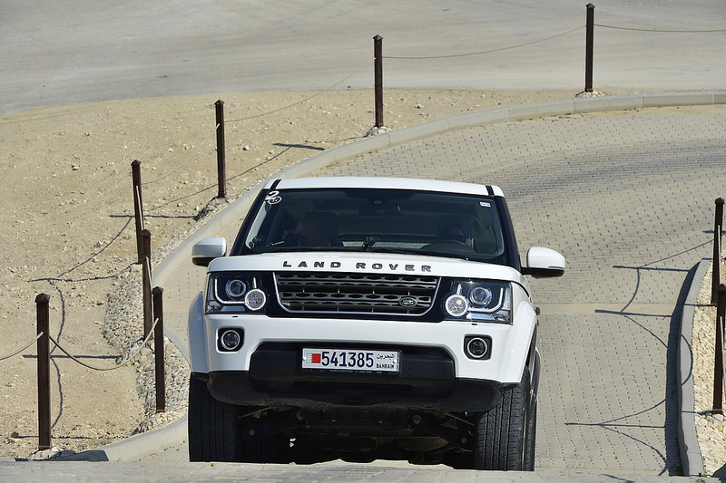 Customising your Land Rover