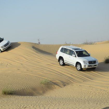 The Most Amazing 4WD Tours in Dubai You Must Consider